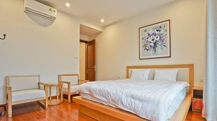 serviced apartment with swimming pool in tay ho 1