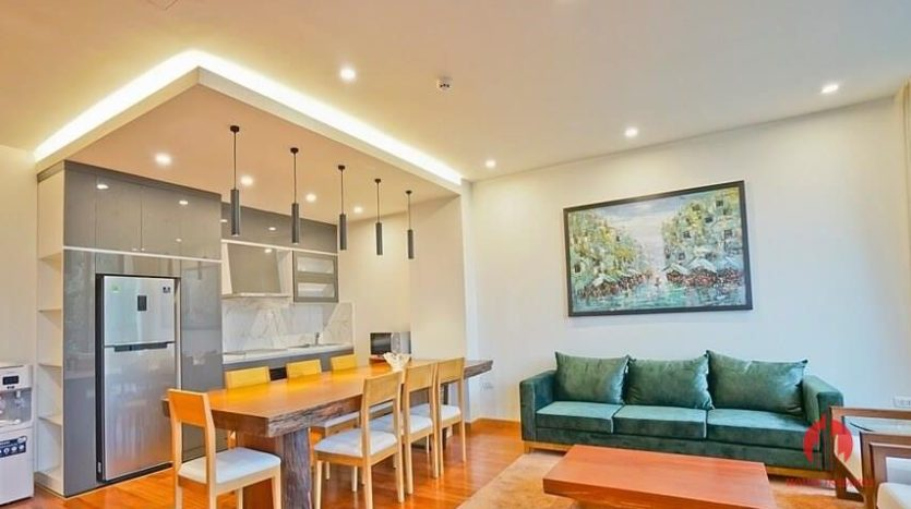 serviced apartment with swimming pool in tay ho 12