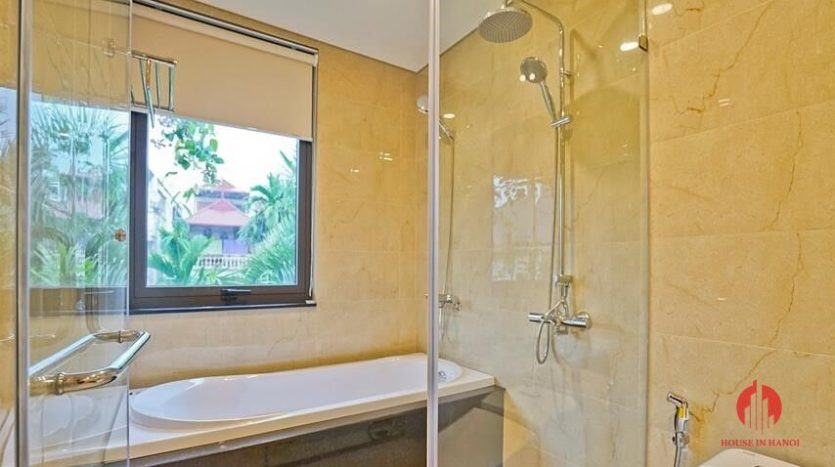 serviced apartment with swimming pool in tay ho 13