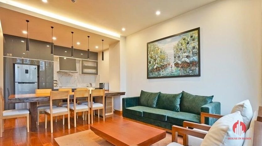serviced apartment with swimming pool in tay ho 16