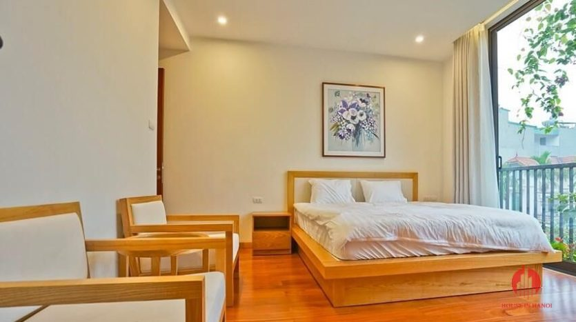 serviced apartment with swimming pool in tay ho 18
