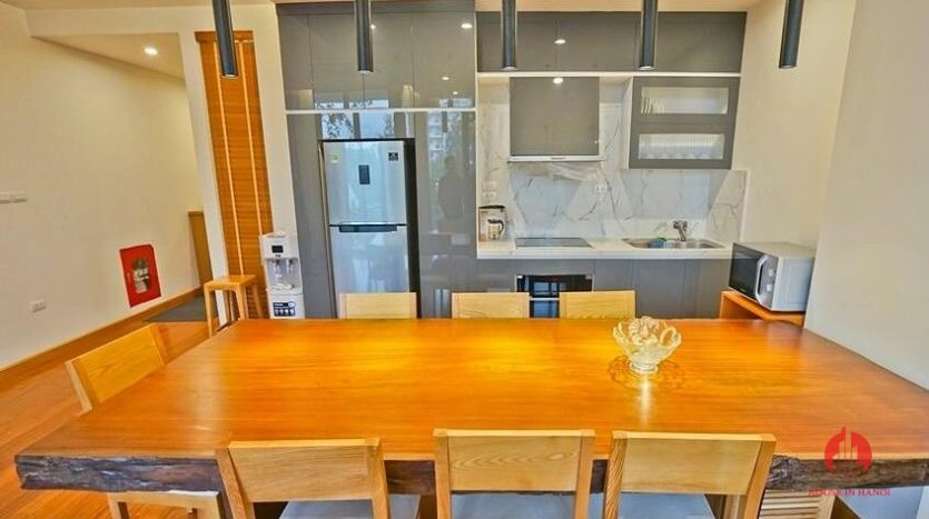 serviced apartment with swimming pool in tay ho 21