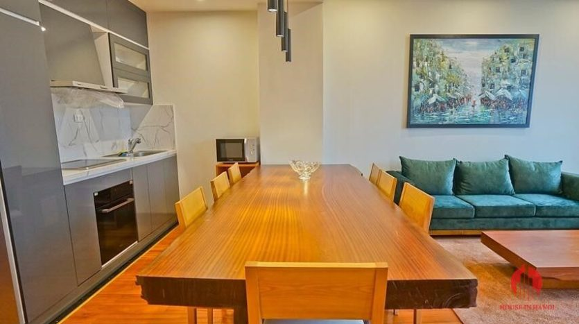 serviced apartment with swimming pool in tay ho 26