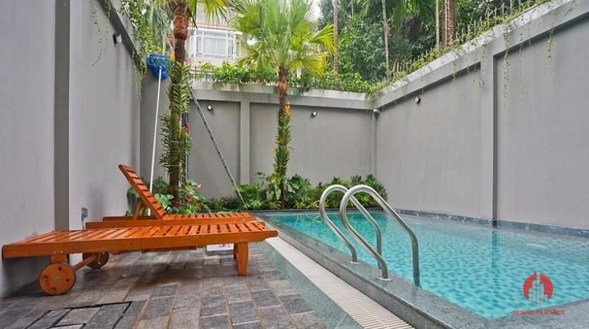serviced apartment with swimming pool in tay ho 29