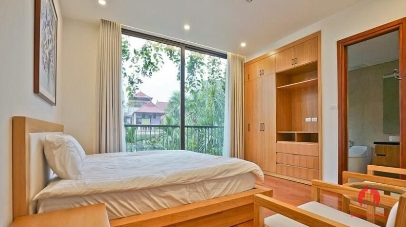 serviced apartment with swimming pool in tay ho 4