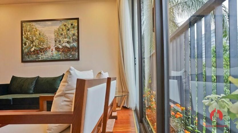 serviced apartment with swimming pool in tay ho 5