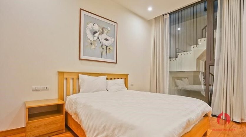 serviced apartment with swimming pool in tay ho 7