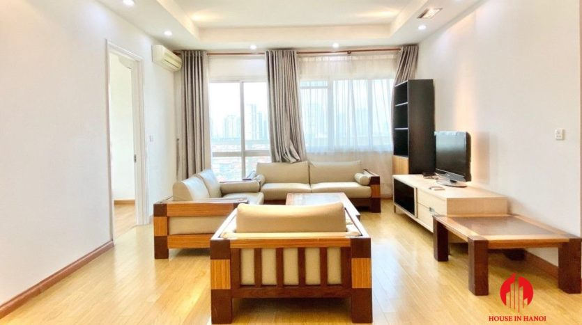 south asian style apartment for rent in e5 ciputra 14