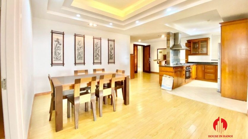 south asian style apartment for rent in e5 ciputra 16