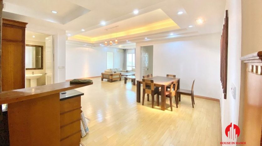 south asian style apartment for rent in e5 ciputra 6