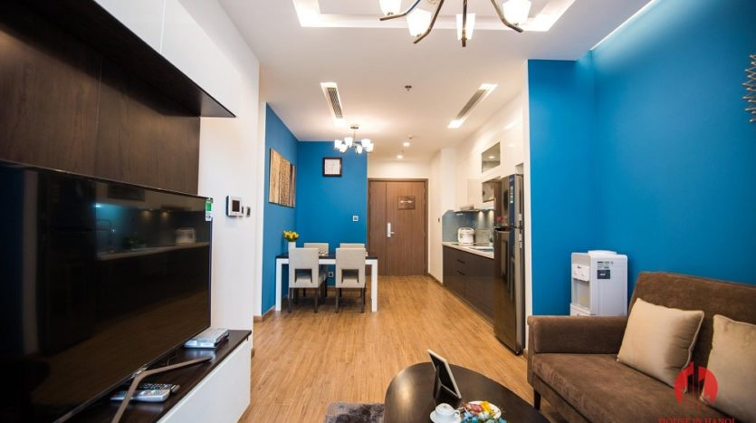 vinhomes metropolis 1 bed serviced apartment 1
