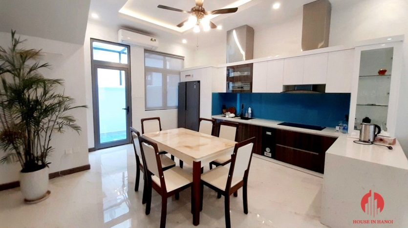vinhomes the harmony apartment for rent 1