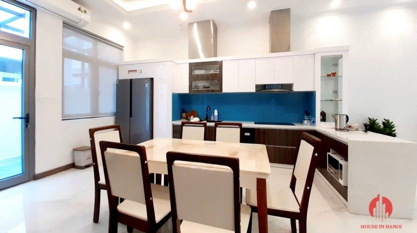 vinhomes the harmony apartment for rent 10