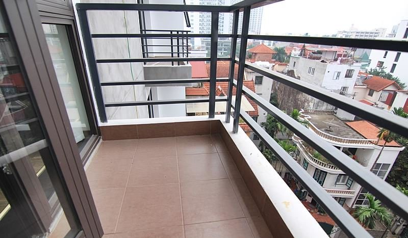 2BR apartment for rent on the front of To Ngoc Van street Tay Ho dist 11