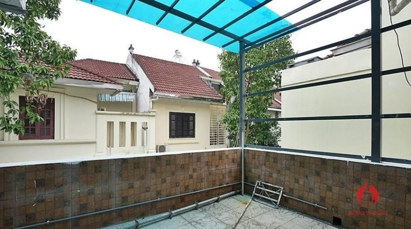 Ciputra Hanoi Corner villa for rent after full scale renovation 11