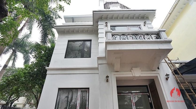 Ciputra Hanoi Corner villa for rent after full scale renovation 9