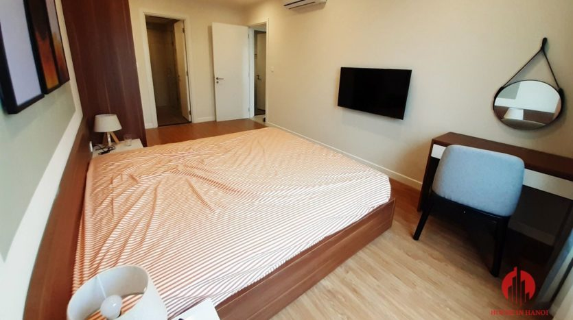 Colorful 2BR apartment for rent near Korean Embassy Tay Ho district 11