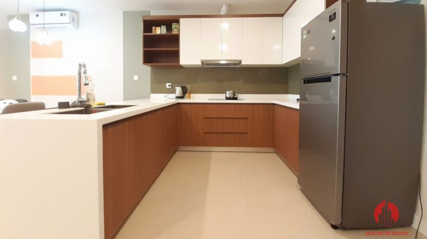 Colorful 2BR apartment for rent near Korean Embassy Tay Ho district 13