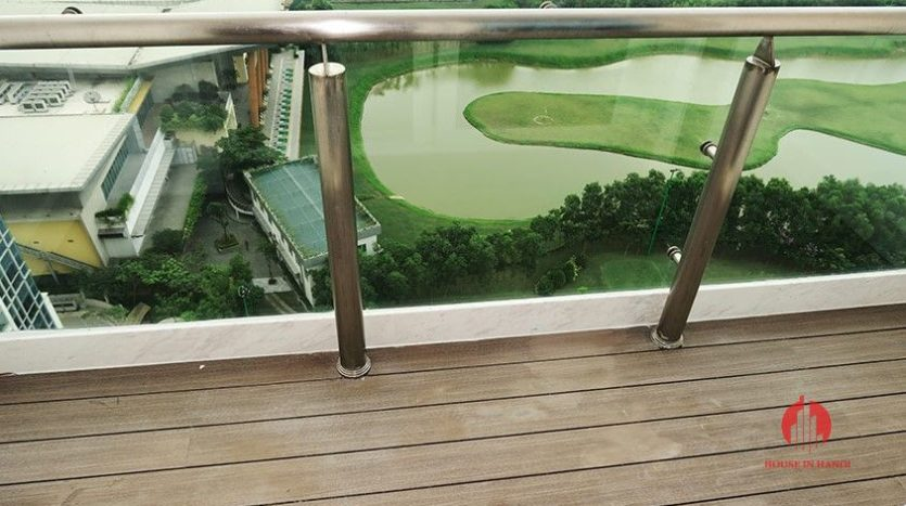 Extraordinary golf view apartment for lease in Ciputra Hanoi 19 result