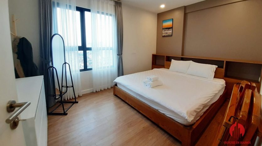 Eye catching 3 bedroom apartment for lease in Kosmo Tay Ho 6