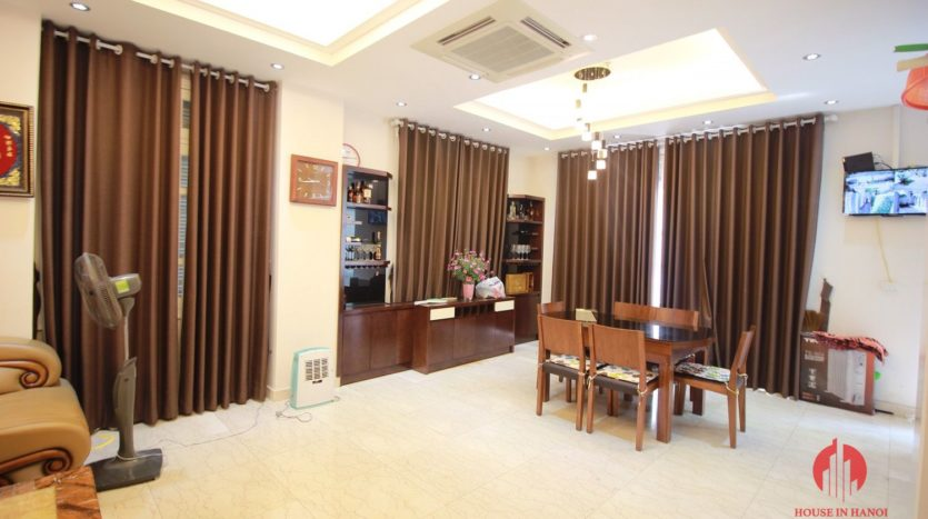 Grand 230m2 villa for lease in Ciputra T Block near Hanoi UNIS 1