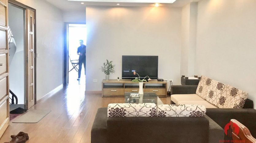 Great offer Lake view 90m2 1BR apartment for rent on Nhat Chieu st 8
