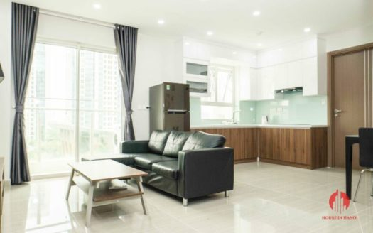 Light bright 2BR apartment for rent in L4 Tower Ciputra 3