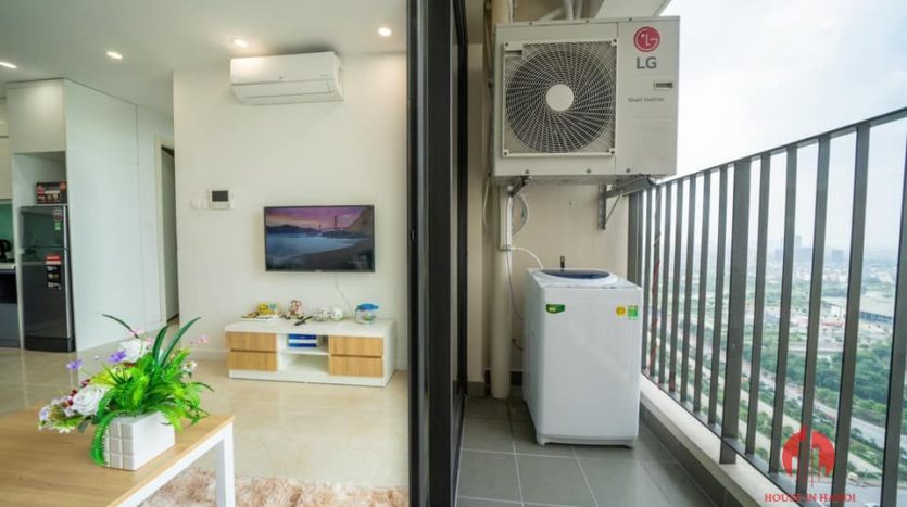 Modern 2BR apartment for rent in Trung Hoa area Cau Giay dist 1
