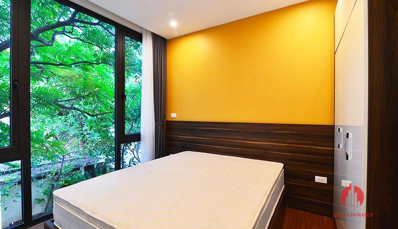 Modern bright 1BR serviced apartment for rent on Tu Hoa street 7