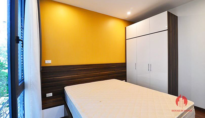Modern bright 1BR serviced apartment for rent on Tu Hoa street 8