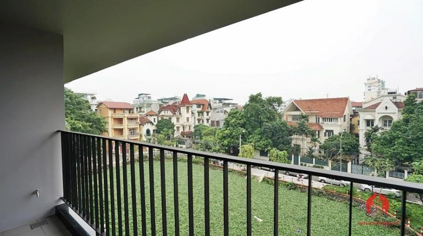 Standard serviced apartment for lease on To Ngoc Van street 13