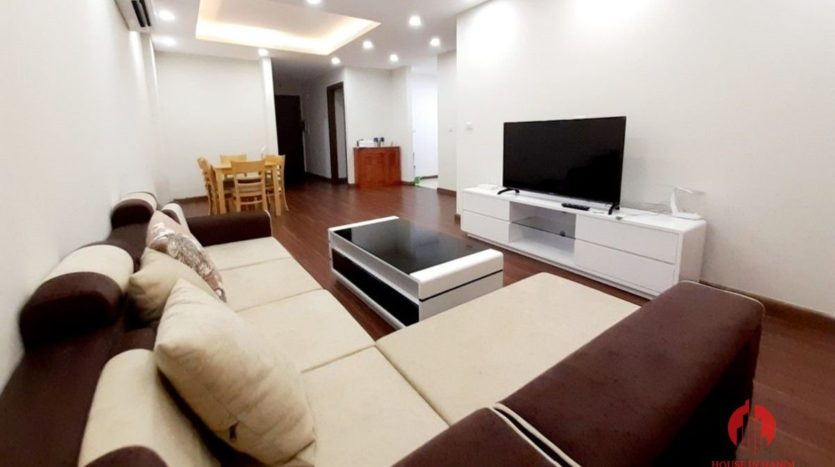 apartment for rent in ngoai giao doan N01t5 14