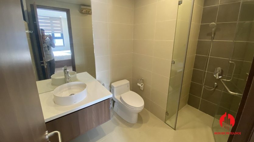 apartment for rent in ngoai giao doan complex 5