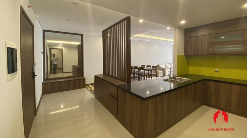 apartment for rent in ngoai giao doan complex 8