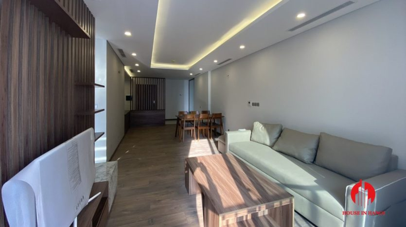 apartment for rent in ngoai giao doan complex 9