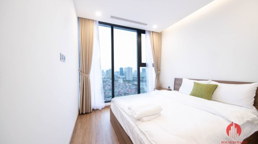 appropriate family apartment for rent in ba dinh 3