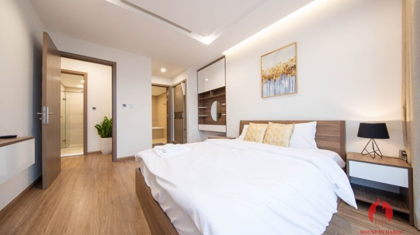 appropriate family apartment for rent in ba dinh 9