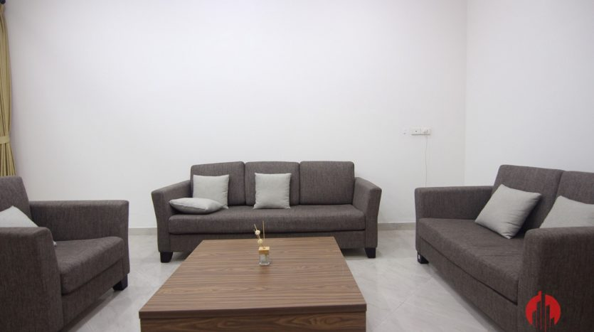 big furnished house for rent in ciputra d4 block 18