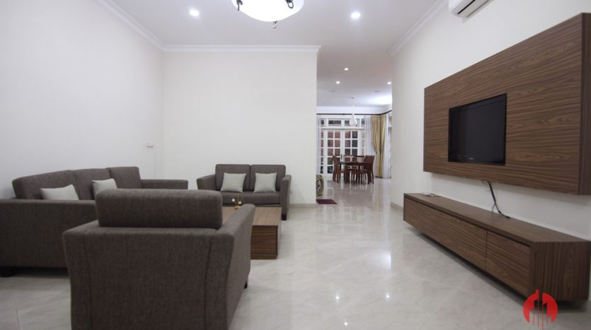 big furnished house for rent in ciputra d4 block 20