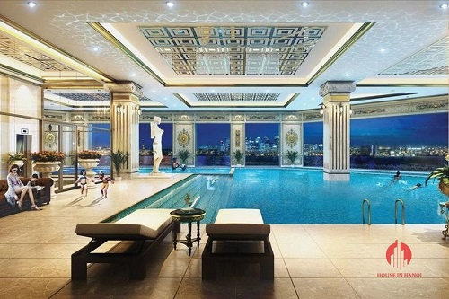d. el dorado hanoi swimming pool