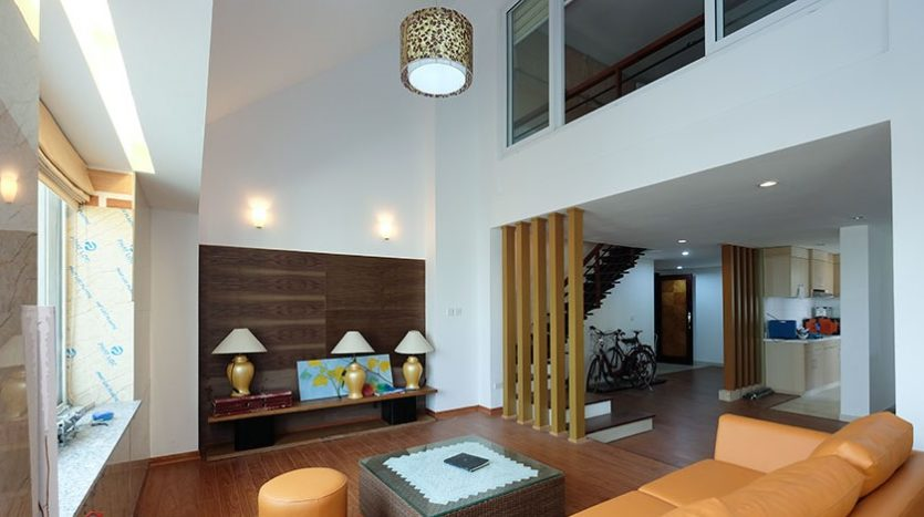 duplex penthouse for rent in E1 Ciputra 1