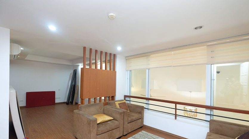 duplex penthouse for rent in E1 Ciputra 24