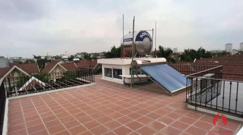 extensively renovated villa with rooftop in ciputra 1