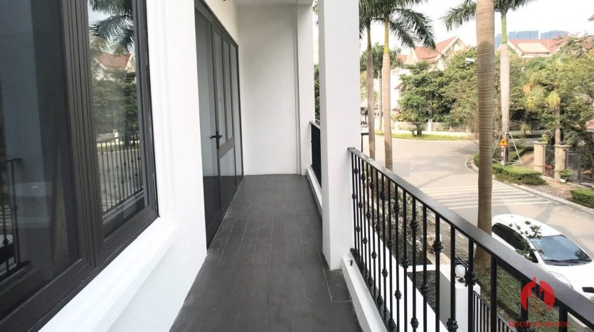extensively renovated villa with rooftop in ciputra 28