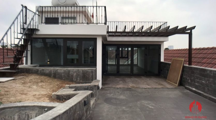 extensively renovated villa with rooftop in ciputra 3