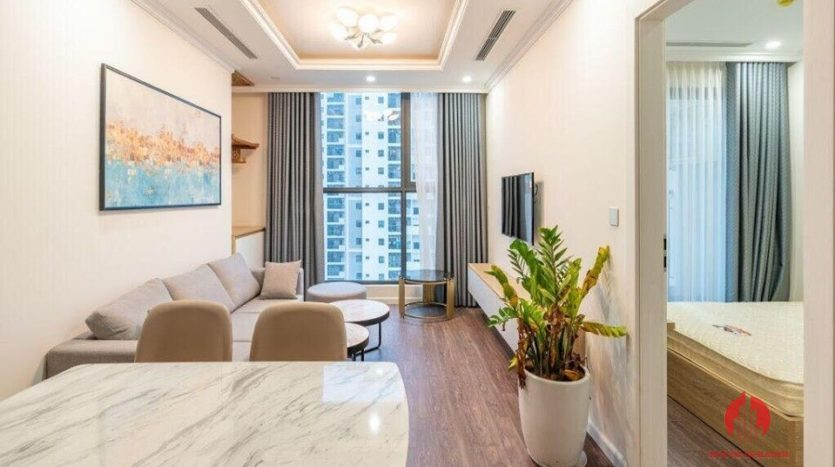 lovely apartment for rent in tay ho near nhat tan 4