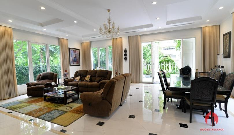 riverside garden villa for rent in hanoi 5
