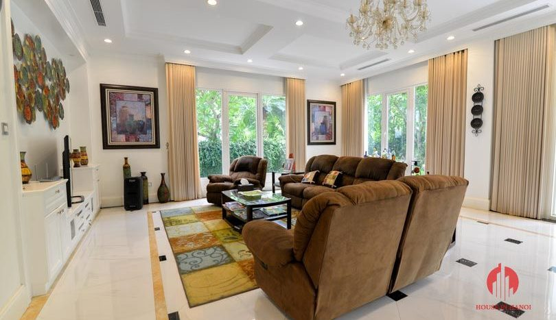 riverside garden villa for rent in hanoi 6