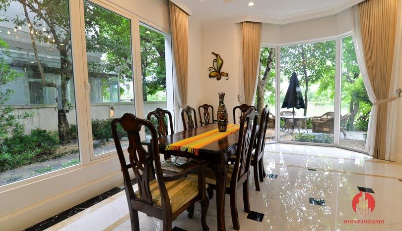riverside garden villa for rent in hanoi 7