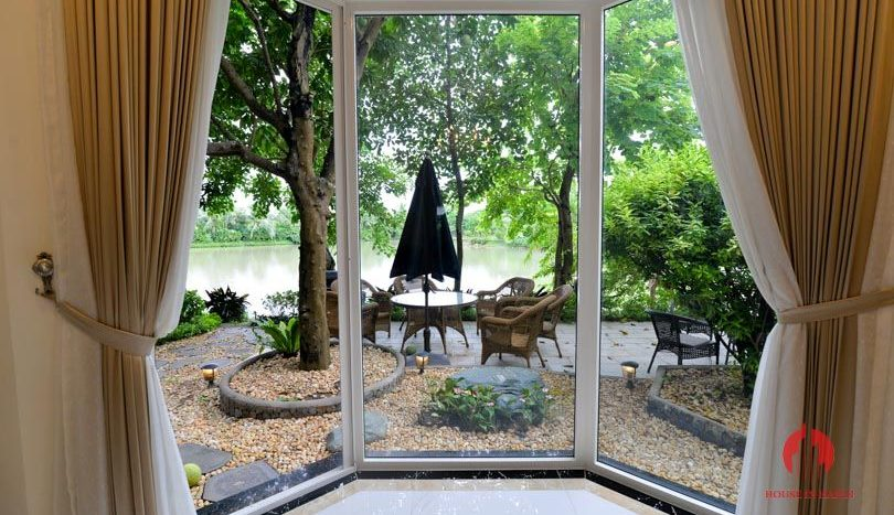 riverside garden villa for rent in hanoi 8